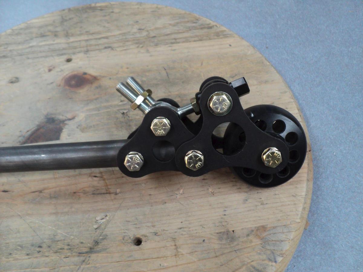 Used Wheelie Bars