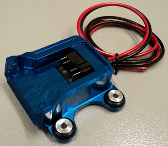 Milwaukee Rechargeable 18 Volt Battery Mount For Racing