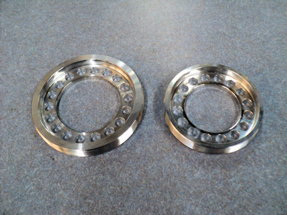 Bearing Adjusters - Inside View