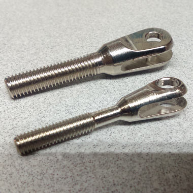 Threaded or Weld in clevises