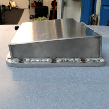 Fabricated Powerglide Pans
