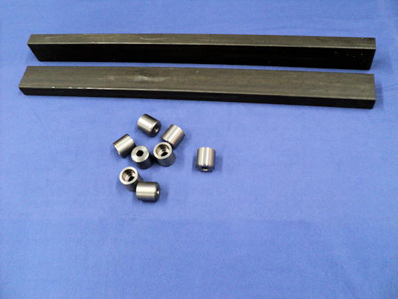 Dragster Rear End Mounting Kit