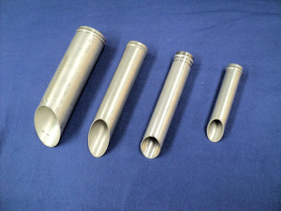 Fuel Tank Outlet Tubes