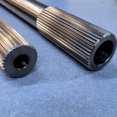 Custom Length Titanium Driveshafts