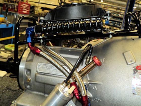 Autofan Automatic Temperature Control By 741